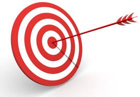 arrow_in_bullseye