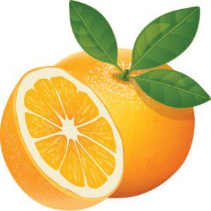 Søstrene og appelsinen
