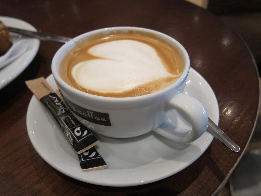 Utsatt kaffe